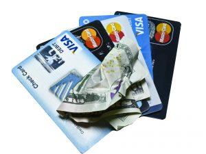 Abogados tarjetas revolving